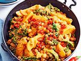 """Kartoffel-Pott """"Grünkohl meets India"""" rezept"""