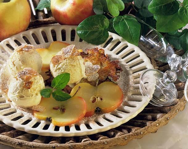 Kartoffelpuffer mit Apfel und Zimt Rezept