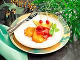 Kartoffelpuffer mit Gänsebrust Rezept