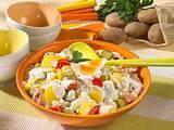 Kartoffelsalat auf klassische Art Rezept