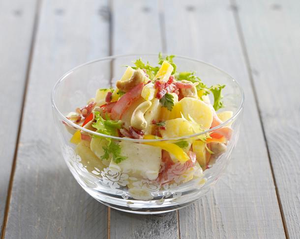 Kartoffelsalat mit Buttermilchdressing Rezept