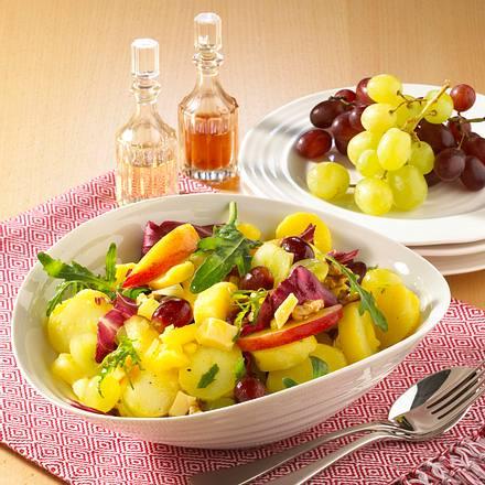Kartoffelsalat mit Rucola Rezept