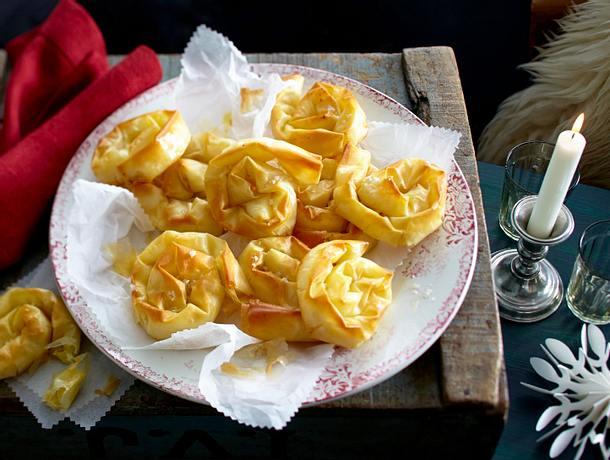 Kartoffelschnecken Rezept