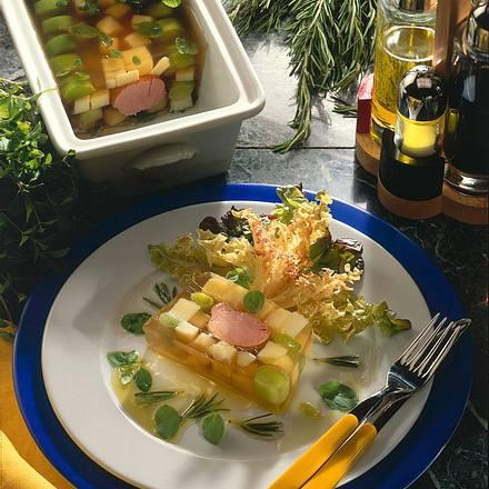 Kartoffelsülze mit Kasseler Rezept