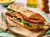 Kasseler-Sandwich Rezept