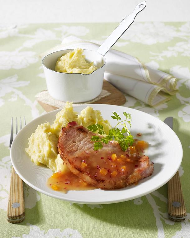Kasseler Steak Zubereiten