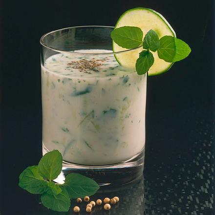 Kefir-Gurken-Drink Rezept