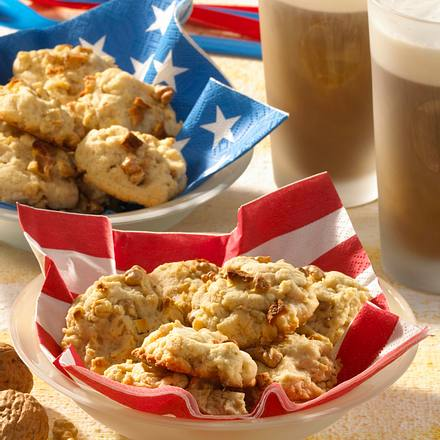 Kernige Cookies Rezept