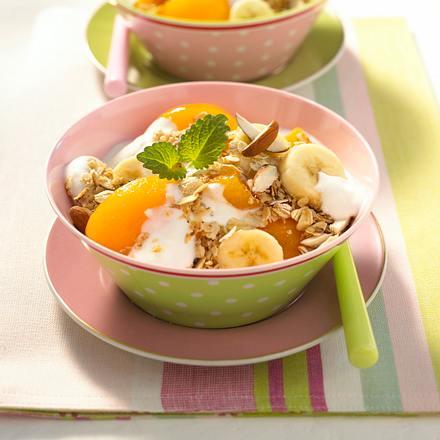 Kerniges Früchtemüsli Rezept