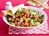 Kichererbsen-Bohnen-Salat Rezept