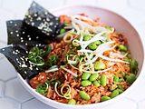 Kimchi Bratreis Rezept