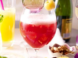 Kirsch-Apfel-Drink Rezept