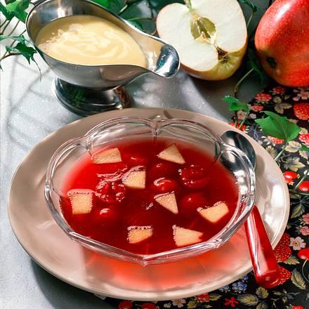 Kirsch-Apfel-Gelee Rezept