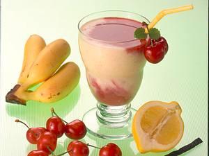 Kirsch-Bananen-Mix Rezept