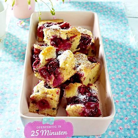 Kirsch-Brownies Rezept