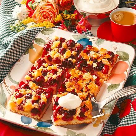 Kirsch-Butterkuchen Rezept