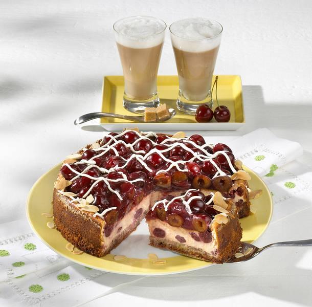 Kirsch-Käse-Kuchen Rezept