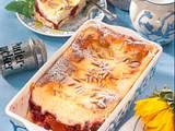 Kirsch-Lasagne Rezept