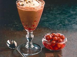 Kirsch-Mokka- Schokolade Rezept