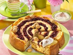 Kirsch-Pudding-Kuchen Rezept