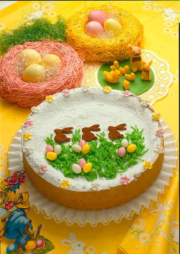 Kirsch-Quark-Kuchen Rezept