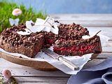 Kirsch-Schoko-Streuselkuchen Rezept
