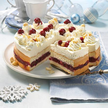 kirsch vanille torte diabetiker rezept chefkoch rezepte auf kochen backen und. Black Bedroom Furniture Sets. Home Design Ideas