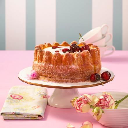 Kirschcreme-Torte Rezept