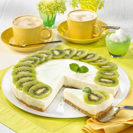 Kiwi-Joghurt-Torte Rezept