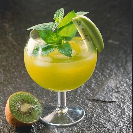 Kiwi-Maracuja Drink Rezept