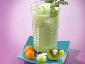Kiwi-Melonendrink Rezept