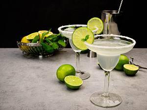 Klassische Margarita Rezept