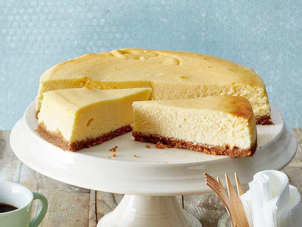 Klassischer amerikanischer Käsekuchen (Manhattan Cheesecake) Rezept