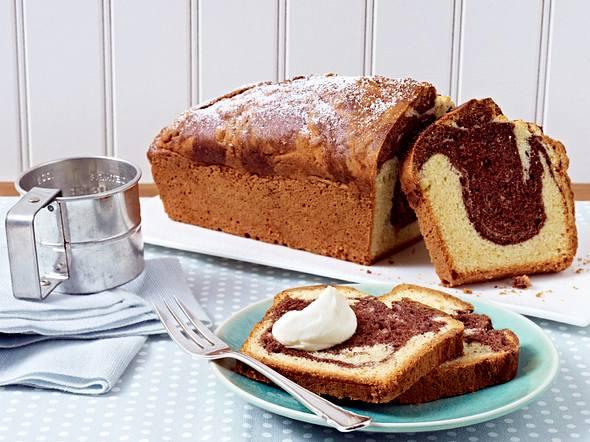 Marmorkuchen - klassisch bis raffiniert