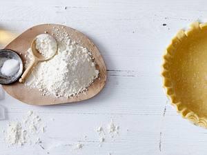 Klassischer Pie Teig Rezept