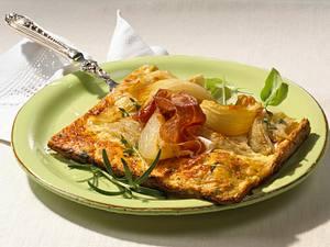 Klassischer Zwiebelkuchen Rezept