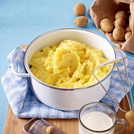 Klassisches Kartoffelpüree Rezept