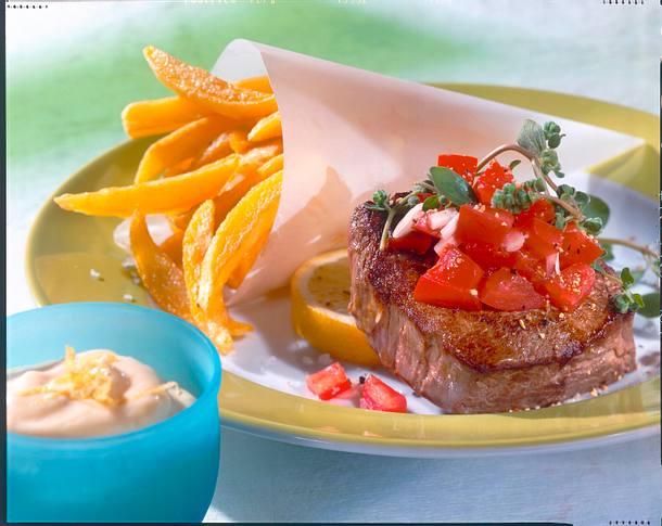 Klassisches Steak Rezept