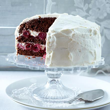 kleine black forest torte rezept chefkoch rezepte auf kochen backen und schnelle. Black Bedroom Furniture Sets. Home Design Ideas
