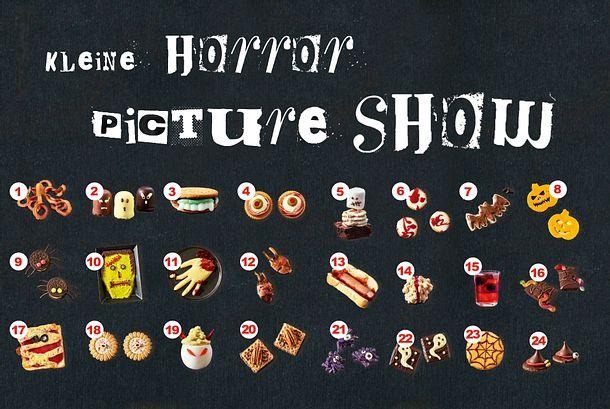 Kleine Horror Picture Show Rezept