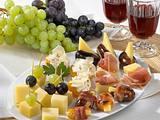 Kleine Käse-Platte Rezept