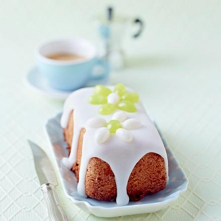 Kleine Limetten-Kastenkuchen Rezept