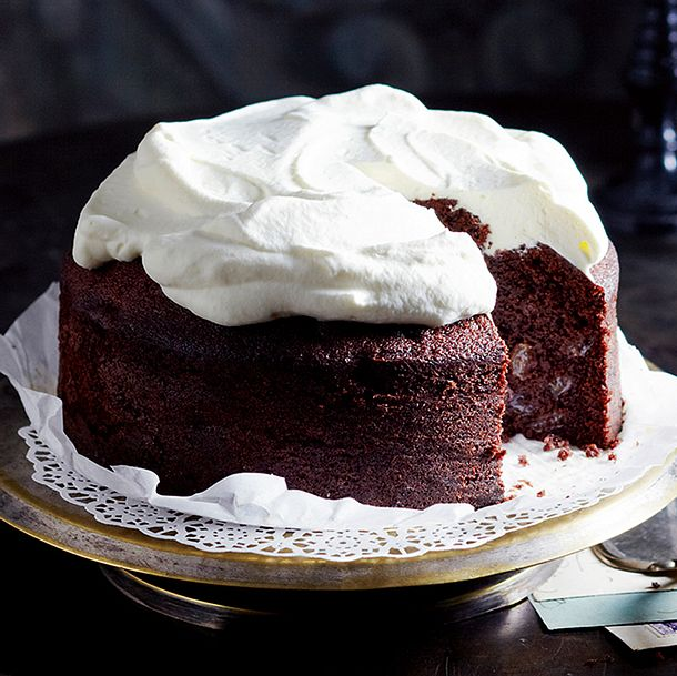 Kleiner Guinness-Kuchen Rezept