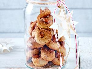 Knackige Zimt-Mandel-Kekse Rezept