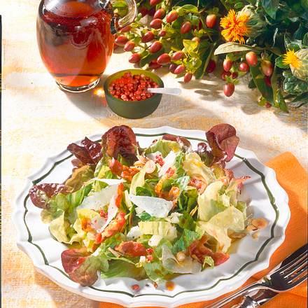 Knackiger Herbstsalat Rezept