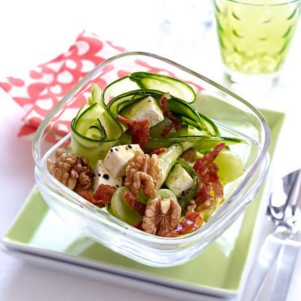 Knackiger Salat Rezept