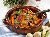 Knoblauch-Koteletts aus dem Ofen Rezept