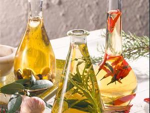 Knoblauch-Olivenöl Rezept