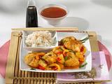 Knusperfisch süß-sauer Rezept