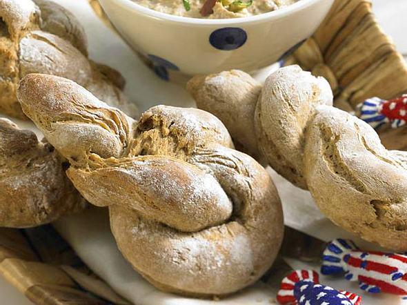 Knusprige Brot-Taue Rezept